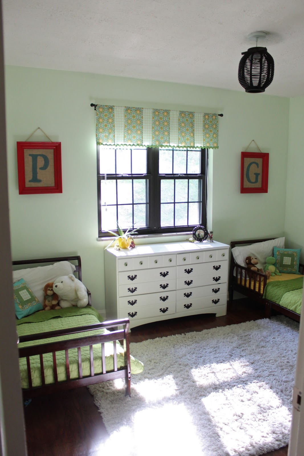 Twin Boys Bedroom Ideas: Just For Fun: Name Games Etc